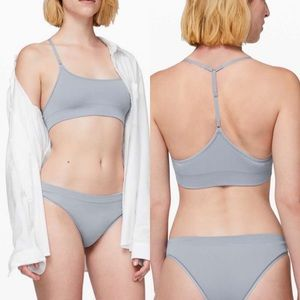 Lululemon Truly Tranquil Bralette - Chambray